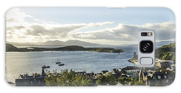 Oban Bay View Galaxy Case