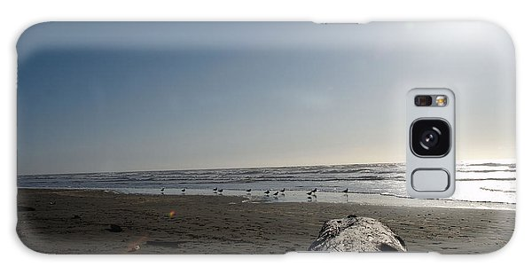 Ocean At Peace Galaxy Case