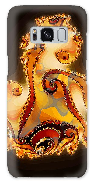 Ode To Picasso I Galaxy Case