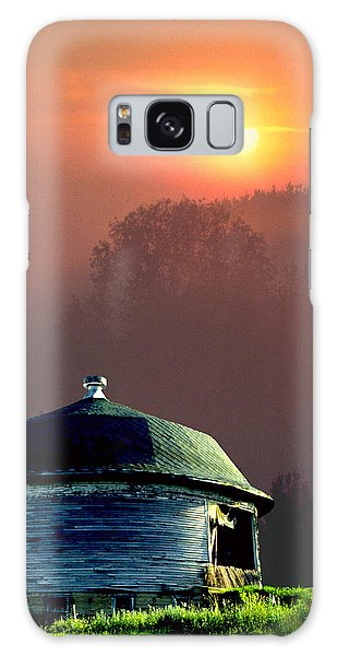 Of Setting Suns Galaxy Case