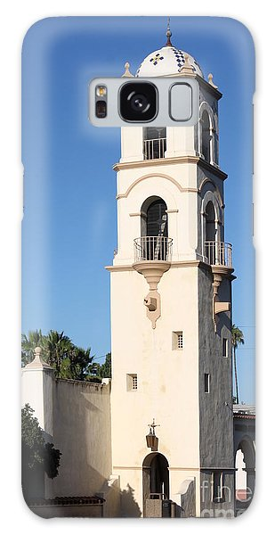 Ojai Post Office Tower Galaxy Case