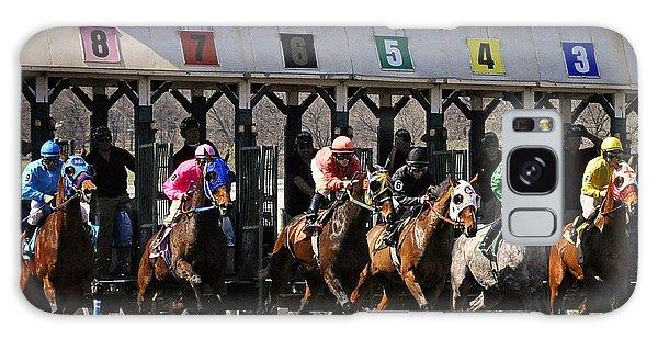 Oklahoma Horse Racing Galaxy Case