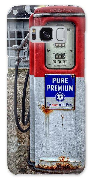 Old And Rustu Pump 2  Galaxy Case