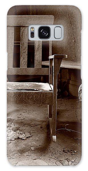 Bodie Galaxy Case - Old Chair Bodie California by Steve Gadomski