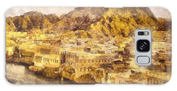 Old City Of Muscat Galaxy Case