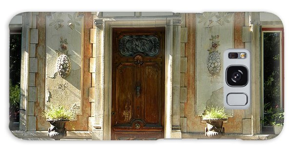 Old Entrance In Provence Galaxy Case