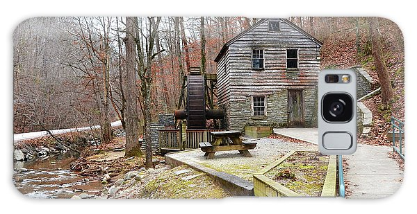 Old Grist Mill Galaxy Case by Paul Mashburn