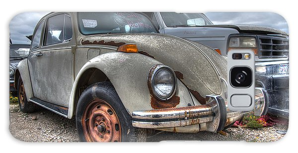 Old Vw Beetle Galaxy Case