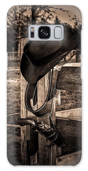Old West Galaxy Case by Doug Long