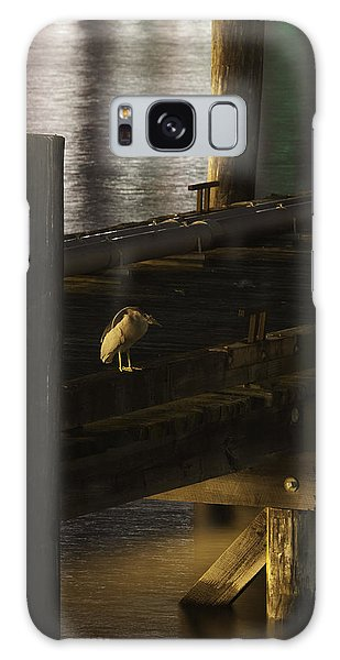 On The Dock Galaxy Case