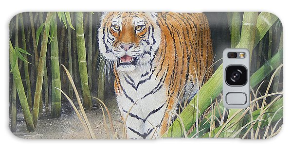 On The Prowl  Sold Prints Available Galaxy Case