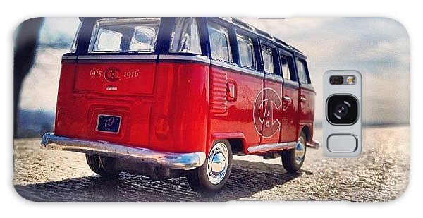 Vw Bus Galaxy Case - On The Road... #vw #vwbus #bus #habs by Tobrook Eric gagnon