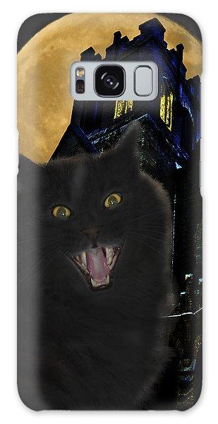 One Dark Halloween Night Galaxy Case