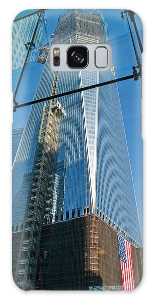 One Wtc Rising Galaxy Case