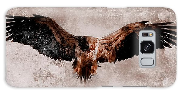 Open Wings Galaxy Case