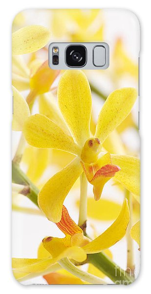 Orchid Bunch Galaxy Case