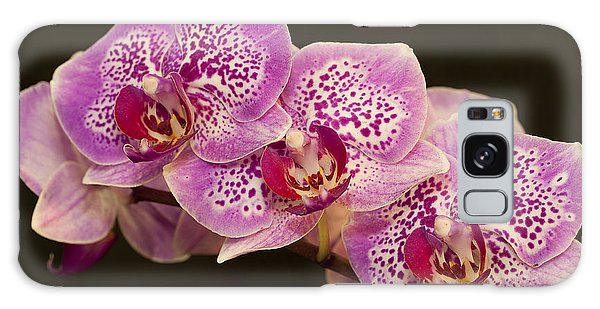 Orchids Galaxy Case by Eunice Gibb