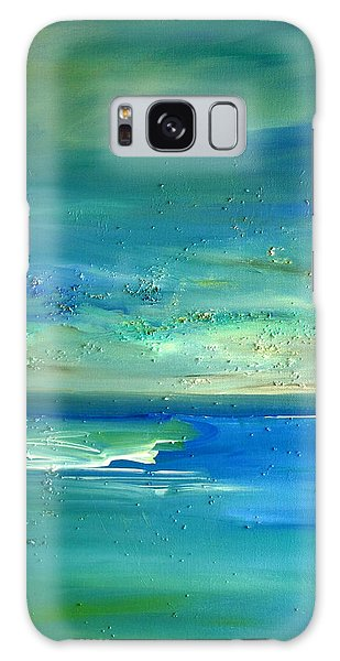 Organic Seascape Galaxy Case