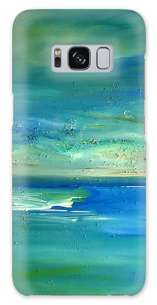 Organic Seascape Galaxy Case