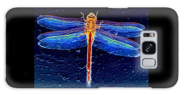 Ornate Odonata Galaxy Case