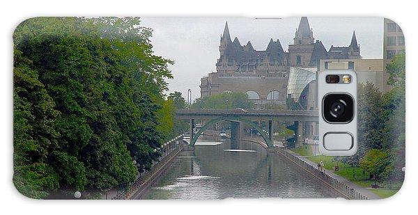 Ottawa Rideau Canal Galaxy Case