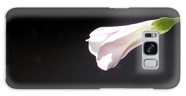 Oxalis Bud Galaxy Case by Kume Bryant