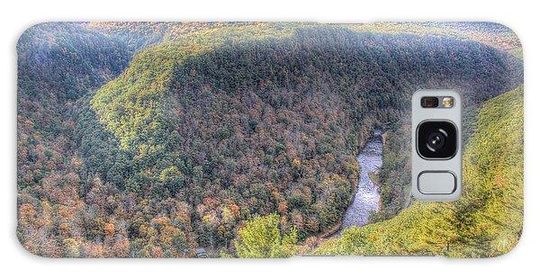 Wellsboro Galaxy Case - Pa Grand Canyon Valley by Laurie Cybulak