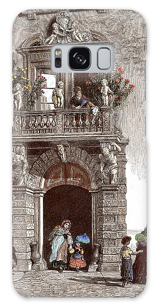 Palazzo Sardagna Trento Galaxy Case