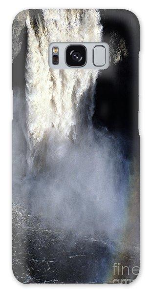 Palouse Falls Galaxy Case by Sharon Elliott