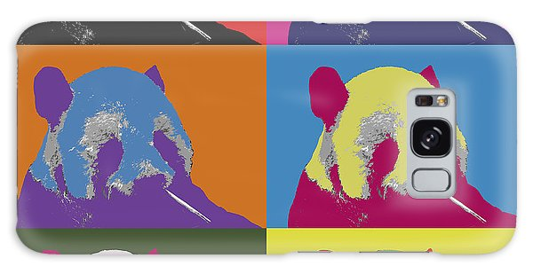 Panda Pop Art 2 Galaxy Case