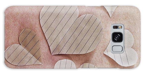 Heart Galaxy Case - Papier D'amour by Priska Wettstein