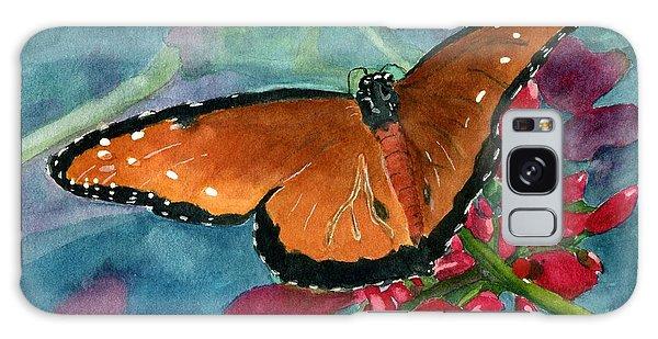 Papilio Fandango  Galaxy Case