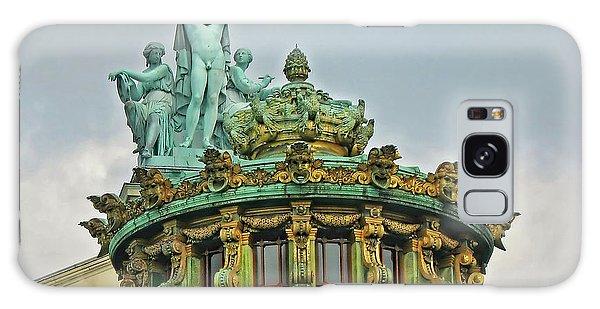 Paris Opera House Roof Galaxy Case
