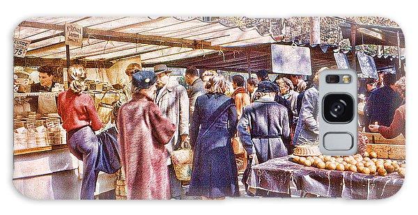 Parisian Market 1954 Galaxy Case