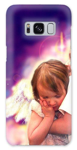 Parkinson.angelic 3 Galaxy Case