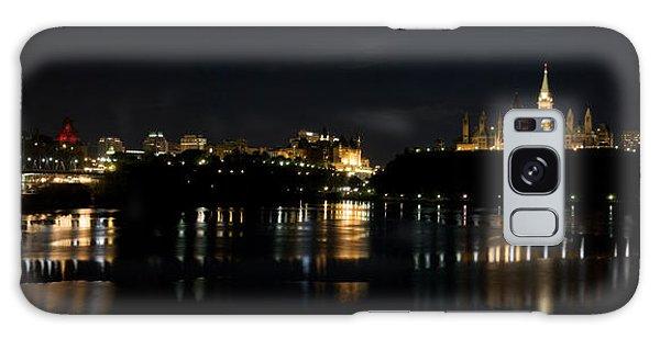 Parliament Hill Ottawa Canada Galaxy Case by JM Photography