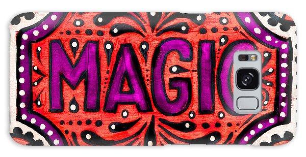 Party Magic  Galaxy Case