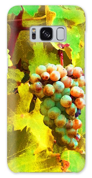 Paschke Grapes Galaxy Case