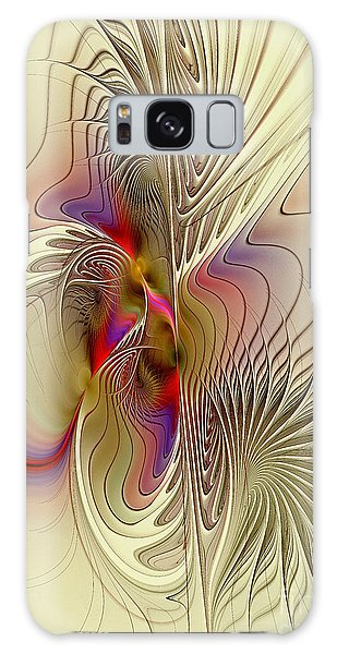 Passions And Desires Galaxy Case