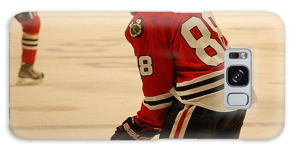 Patrick Kane - Chicago Blackhawks Galaxy Case by Melissa Goodrich