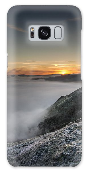 Peak District Sunrise Galaxy Case