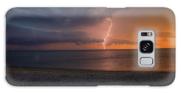 Peconic Bay Lightening Galaxy Case