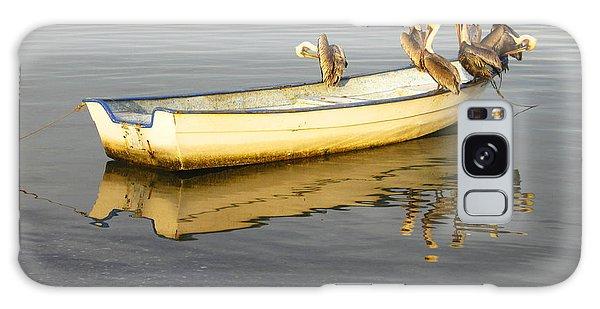 Pelican Express Galaxy Case by Anne Mott