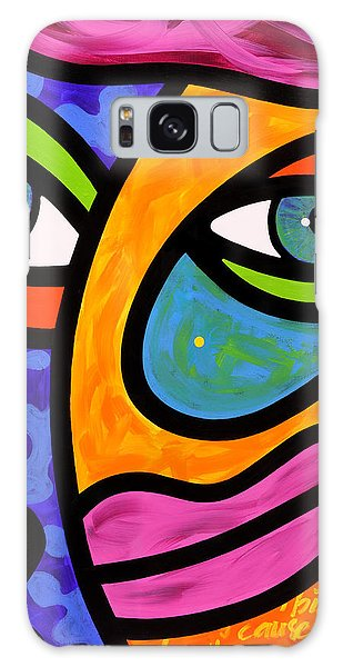 Penelope Peeples Galaxy Case