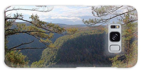 Wellsboro Galaxy Case - Pennsylvania Grand Canyon by Laurie Cybulak