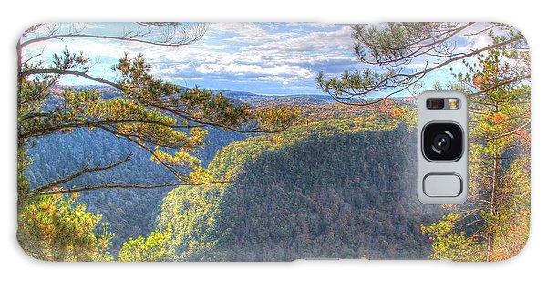 Wellsboro Galaxy Case - Pennsylvania Grand Canyon Photoartwork by Laurie Cybulak