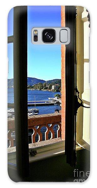 Villa D'este Window Galaxy Case