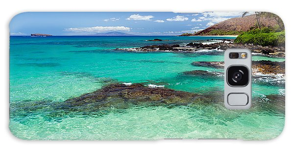Perfect Day At Makena Galaxy Case