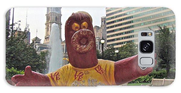 Phanatic Love Statue In The City Galaxy Case