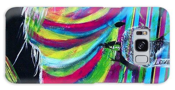 Galaxy Case - Pink 1 by Karen Elzinga